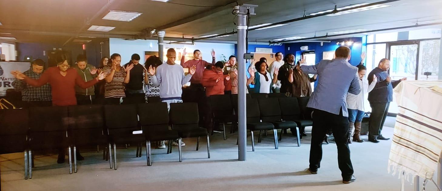 Pastor of New London CT, Javier Santos, LifeWater Church