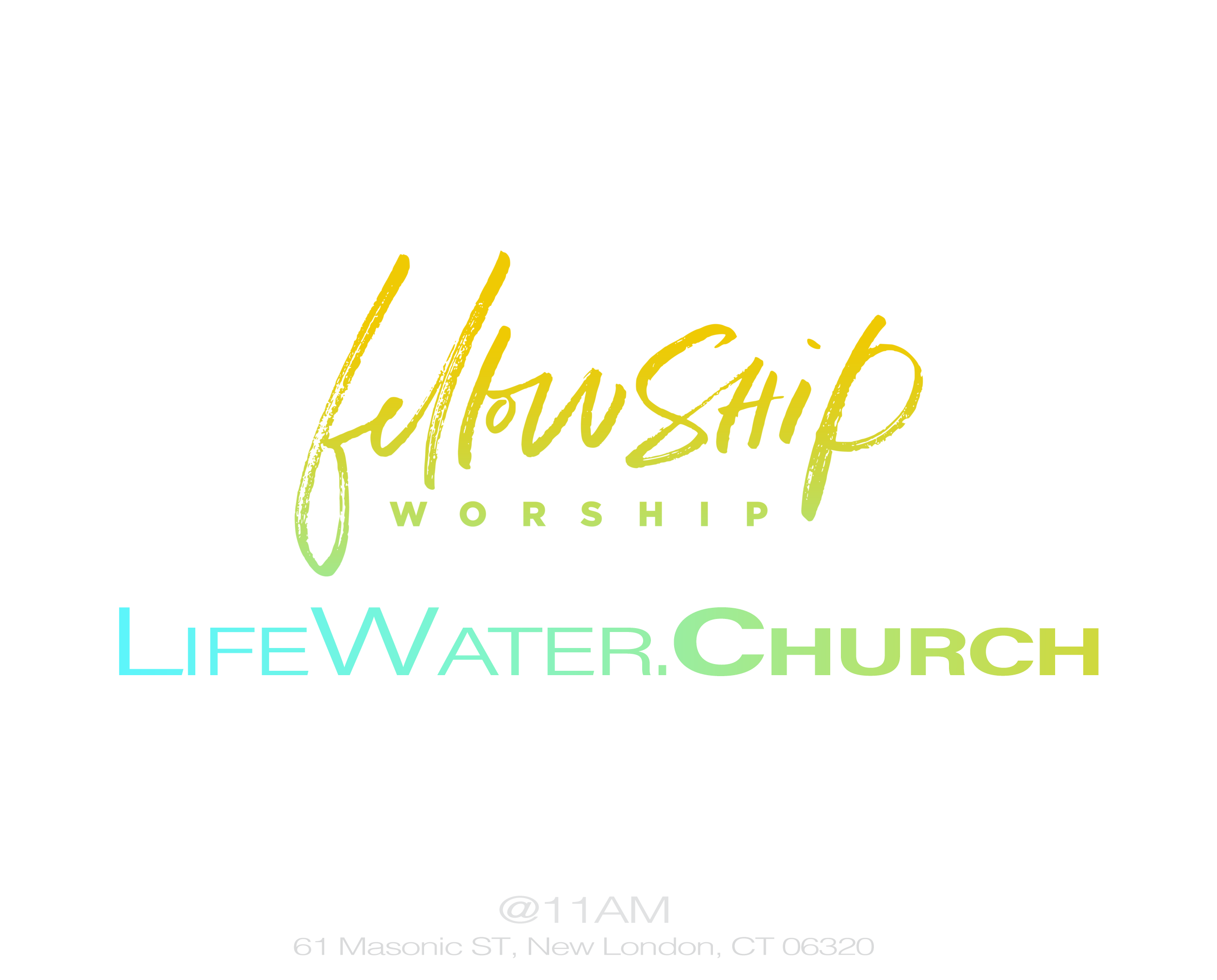What to expect at LifeWater Church
