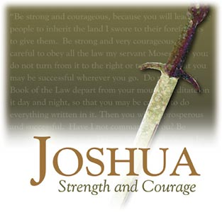 The God who fight for you Joshua 23:1-16