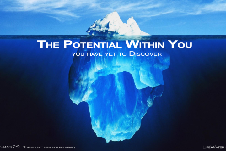 Discover the Potential Within you
