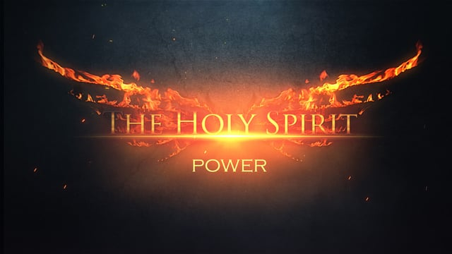 The Anointing & the Power of preaching Jesus