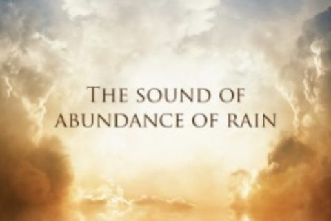 The Sound of Abundance of Rain